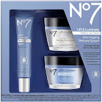 No7 Skincare System, Anti-Ageing, Lift & Luminate Triple Action