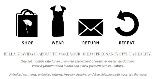 The Next Big Thing In Maternity Fashion
