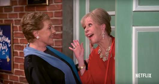 Can Julie Andrews Save the Arts With Her New Netflix Kids Show? Not Without Some Help.