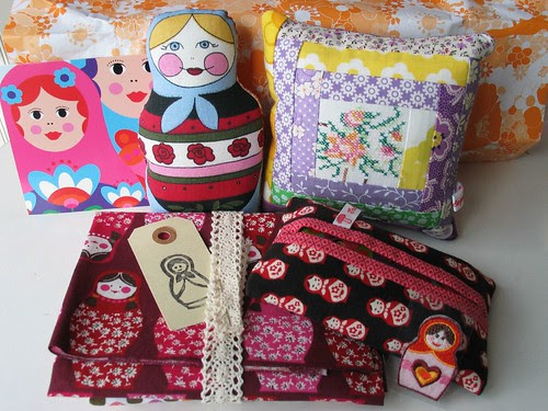 matryoshka goods