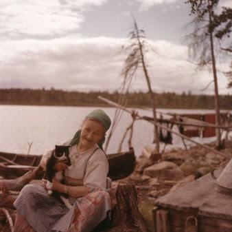 KAISA'S ENCHANTED FOREST: 1eres images d'un curieux doc finlandais