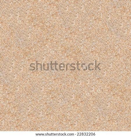 beach sand texture. stock photo : each sand