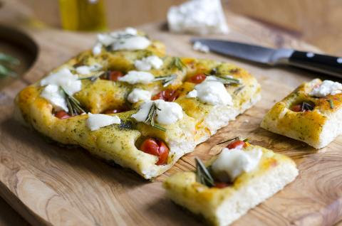 Foccacia Workshop: Sat, June 10; 12pm-3pm; Chef Maria Capdevielle (Shattuck Ave) - Kitchen on Fire Reservations