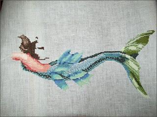 Mediterranean Mermaid, as of 11/26/13