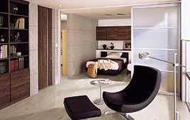 内装・収納バリエーション | 主寝室リフォーム