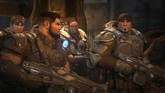 Gears of War Ultimate Edition | Torrent Oyun indir | Full Oyun | F5orrent.com