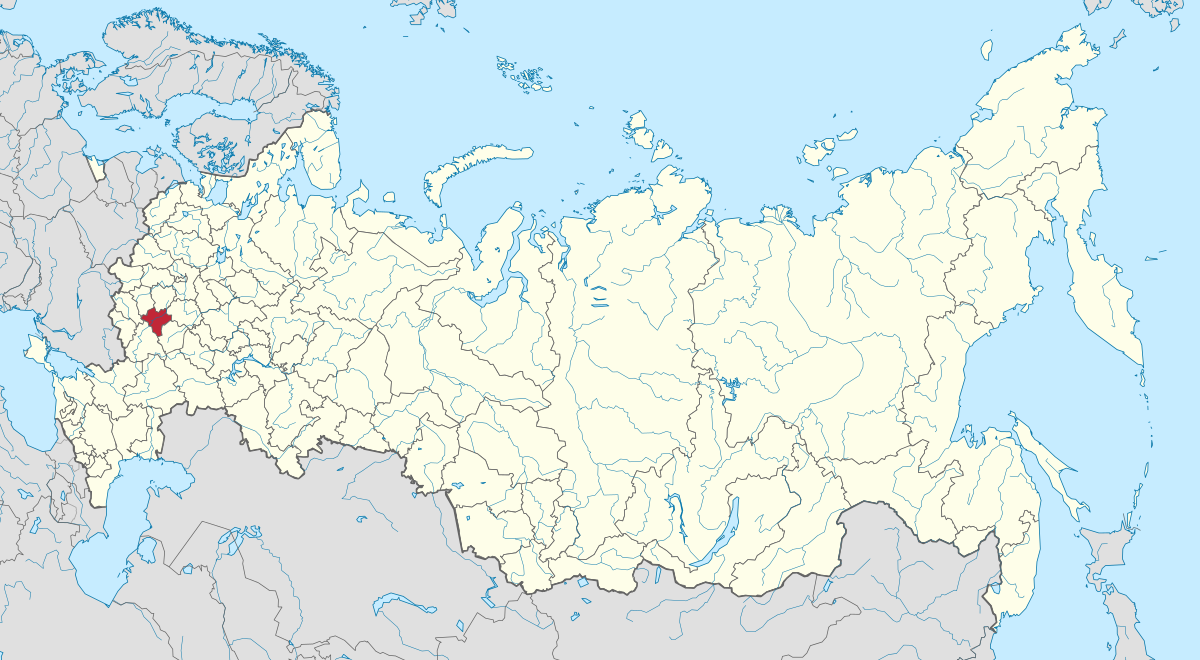 Lipetsk Oblast Wikipedia
