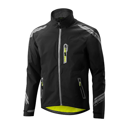 Altura EVO Cycling Jacket Mens 2015 Winter Season Black