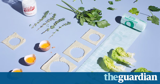 How to use your food 'waste' | Life and style | The Guardian