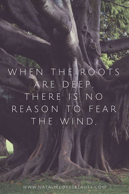 Keep Your Roots Deep