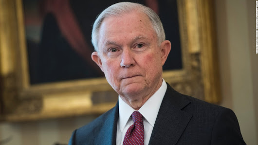 AG Sessions says he's 'amazed' a judge 'on an island in the Pacific' can block Trump's immigration order