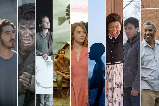 Oscar Nominations and Contest