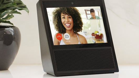 The Echo Show's killer feature is next-level FaceTime