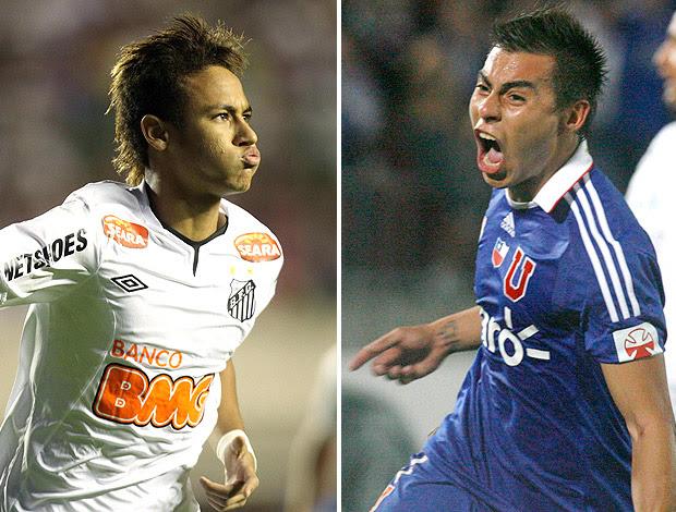 Montagem Neymar Vargas prêmio (Foto: Editoria de Arte / GLOBOESPORTE.COM)