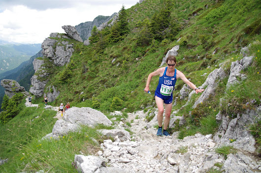 American Runners Compete at World Masters Mountain Running Championships — ATRA