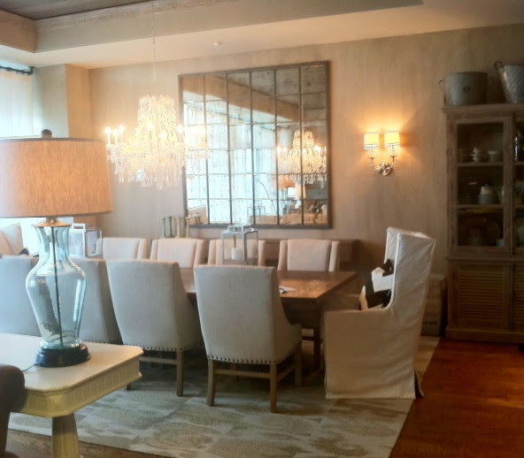 Rustic Elegant Dining Room - eclectic - dining room - atlanta - by ...