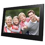 "Naxa 9"" Digital Photo Frame - 9"" Led Digital Frame - Black - 800 X 480 - Cable - Jpeg - Slideshow, Clock, Calendar - Usb (nf-900) (nf900)"