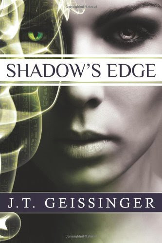 Shadow's Edge (A Night Prowler Novel) by J.T. Geissinger