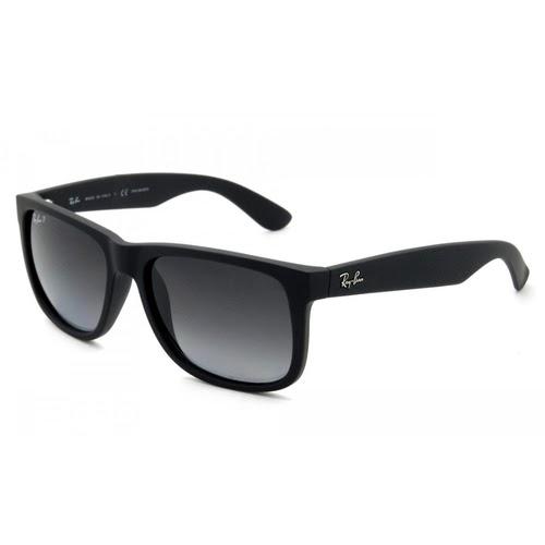 Óculos De Sol Ray Ban Rb 4165l 622/T3 57 Justin Polarizado
