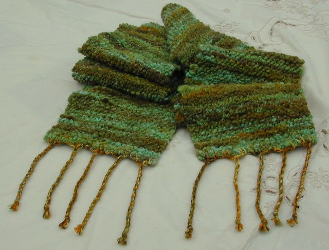 SE Weaving Club May 2011 Finished