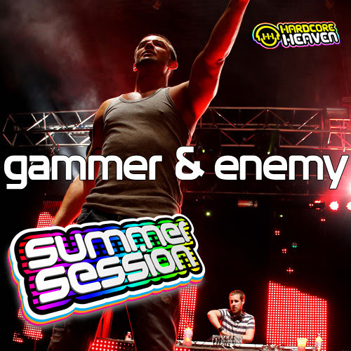 DJ Gammer & MC Enemy's Mammoth 120 minute Summer Session 2011 set