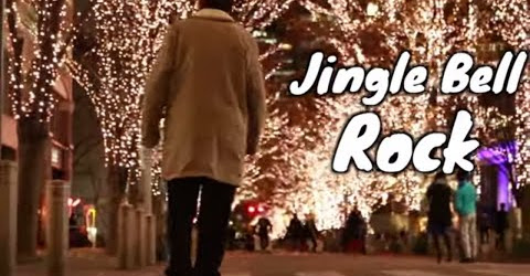 Jingle Bell Rock | Bobby Helms | Christmas 2018 | Tokyo Japan