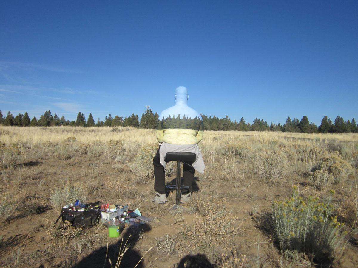 Artista transforma corpos humanos em incompreensíveis ilusões de óptica 09