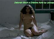 Debora Bloch e Cristina Ache nuas no filme Noites Sertão