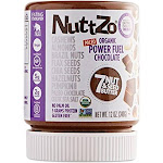 NuttZo SEVEN NUT & SEED BUTTER POWER FUEL, CHOCOLATE (6 - 12 OZ)