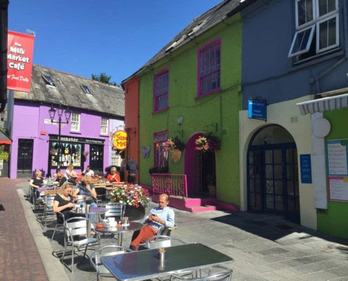 The Colourful Cork Town of Kinsale & St.Multose Church - Wild Atlantic Way Online Guide