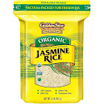 Golden Star Rice, Jasmine - 5 lb