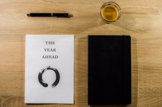 Start the Year With a Blank Page: YearCompass