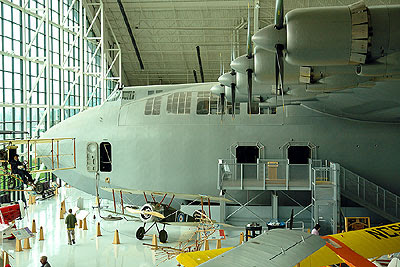 Spruce Goose at Evergreen Air Museum