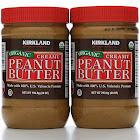 Organic Kirkland Peanut Butter - 2 pack, 28 ounce jars