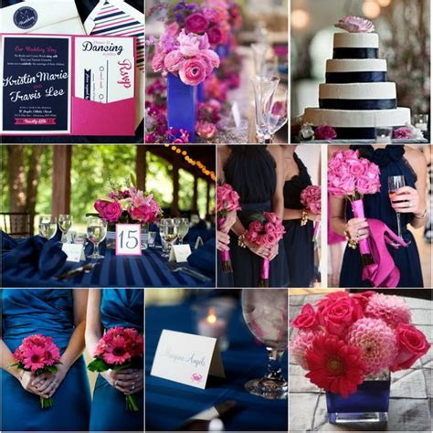 TRENDING NAVY BLUE WEDDING IDEAS FOR FALL 2014