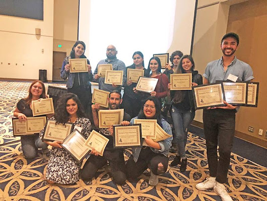 Journalism Students Win Big at JACC