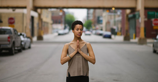 The Start-up That's Driving Black Women to Yoga -- The Cut