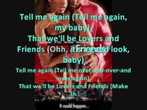 Usher Lovers And Friends Lyrics