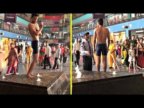 Taking Bath In Mall (Prank Gone Wrong and Arrested) - AVRprankTV | Prank...