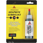 Ags MZ-5 Powdered Graphite Lubricant 1.13 oz