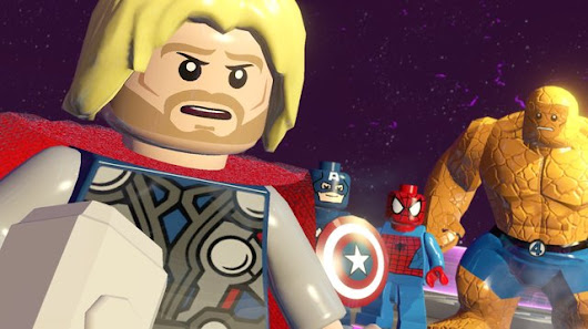 Lego Marvel Super Heroes review: onward and upward