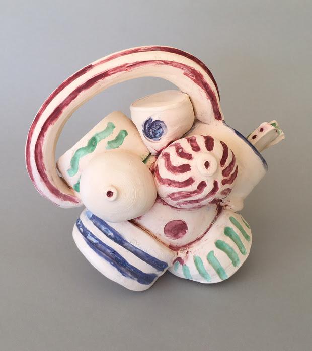 Vyktroya Andersen - Wonderland Eve Teapot
