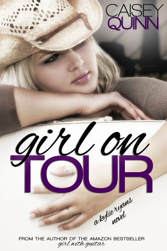 Girl on Tour (Kylie Ryans) by Caisey Quinn