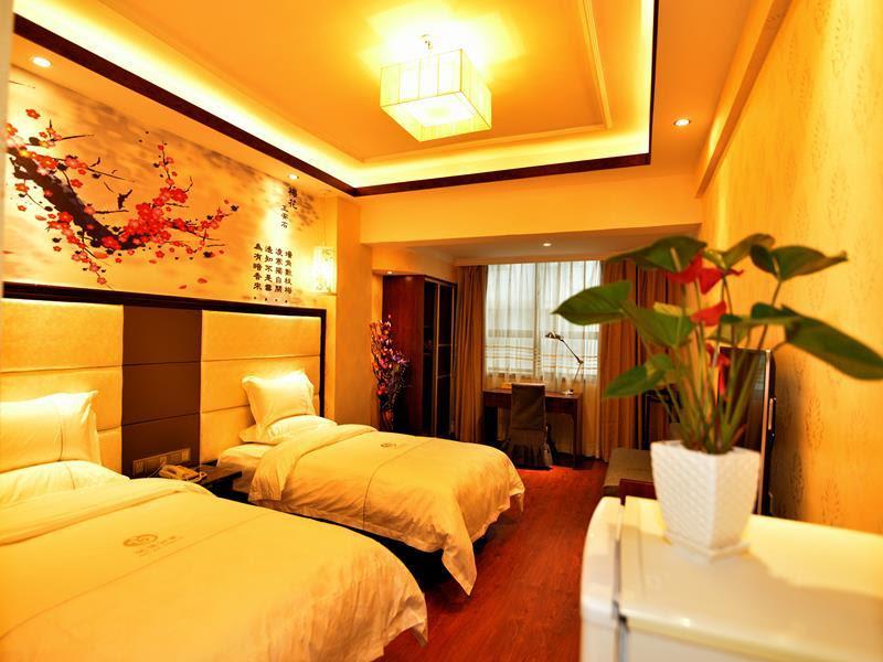 Youjia Hotel and Apartment Guangzhou Huadu Discount