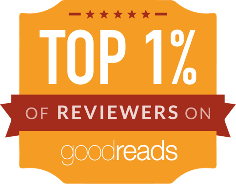Top !% Reviewer on Goodreads