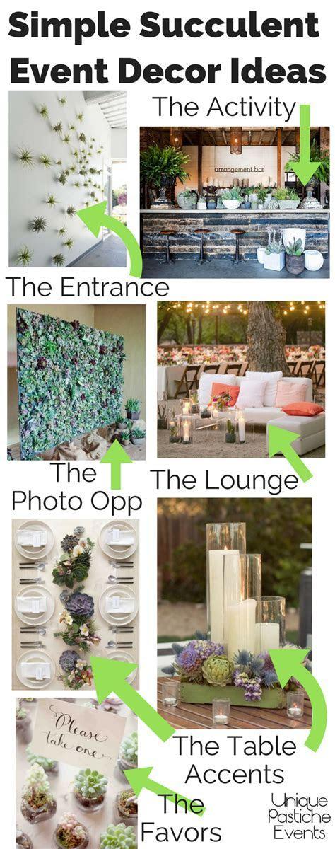 Engagement Party Inspiration   Unique Pastiche Events