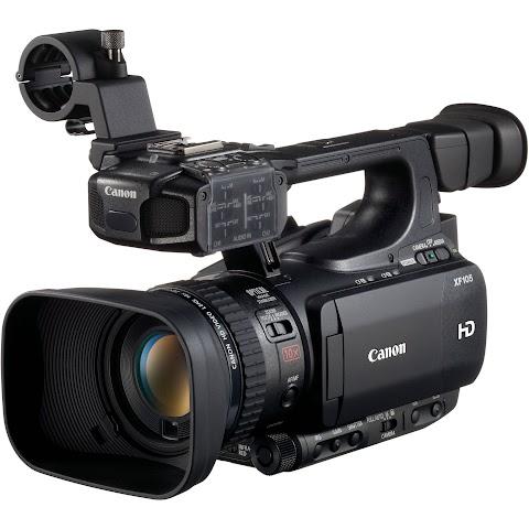 Canon Hard Drive Video Camera