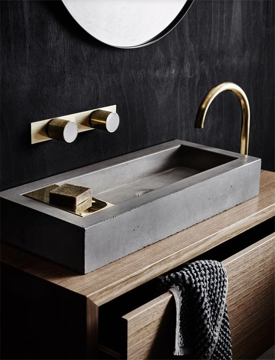 Brass Sanitaryware Inspiration