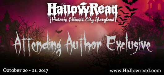 Hallowread Attending Author Exclusive with Kim Alexander! | NerdGirl Official
