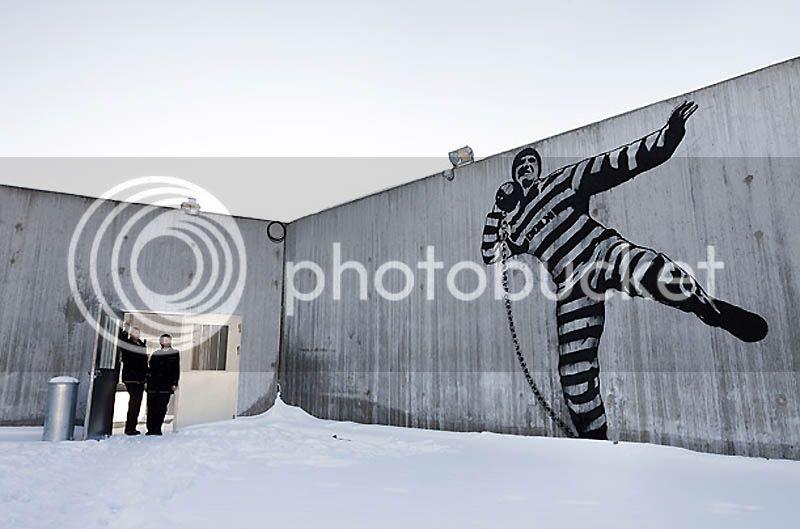 Halden Fengsel, Noruega, una de las prisiones más avanzadas del mundo.